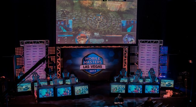 Amazon Mobile Masters Las Vegas hosts best of mobile esports